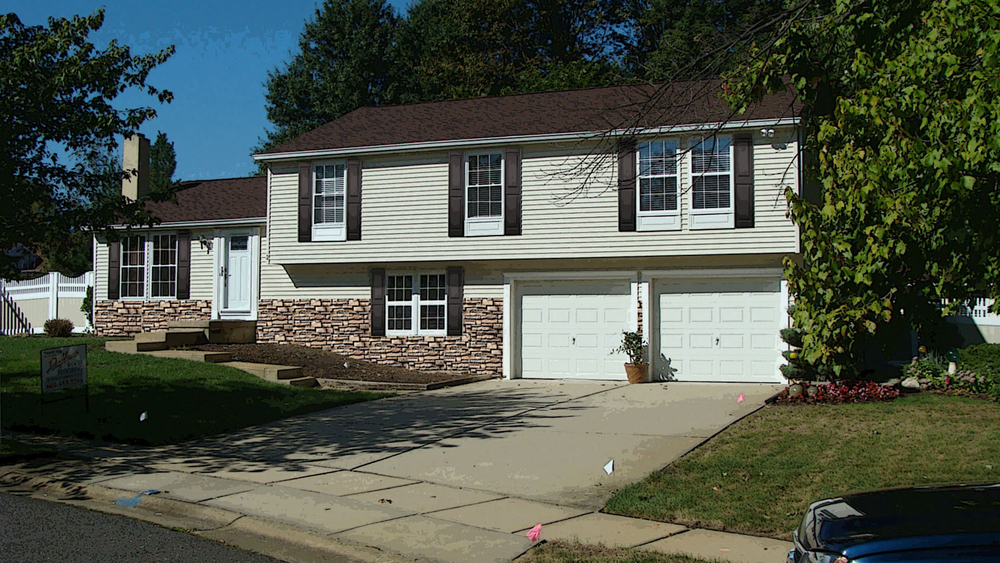 Before And After Split Level Home In Southern New Jersey