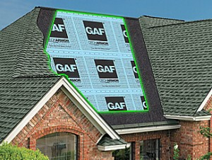 gaf remodeling roof home improvement contractor south jersey