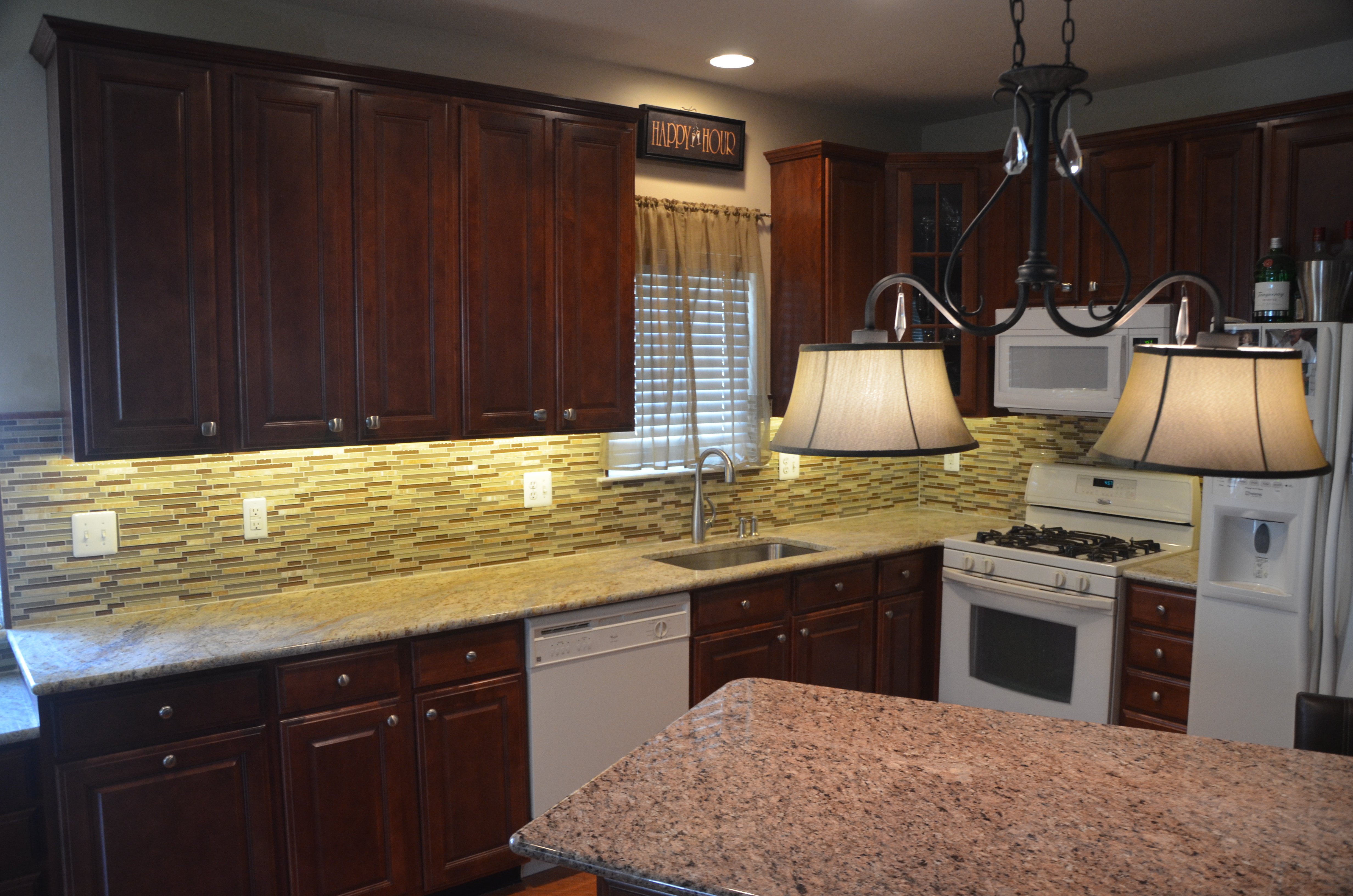 Kitchen remodel in West Deptford NJ – Add a little, get a lot ...
