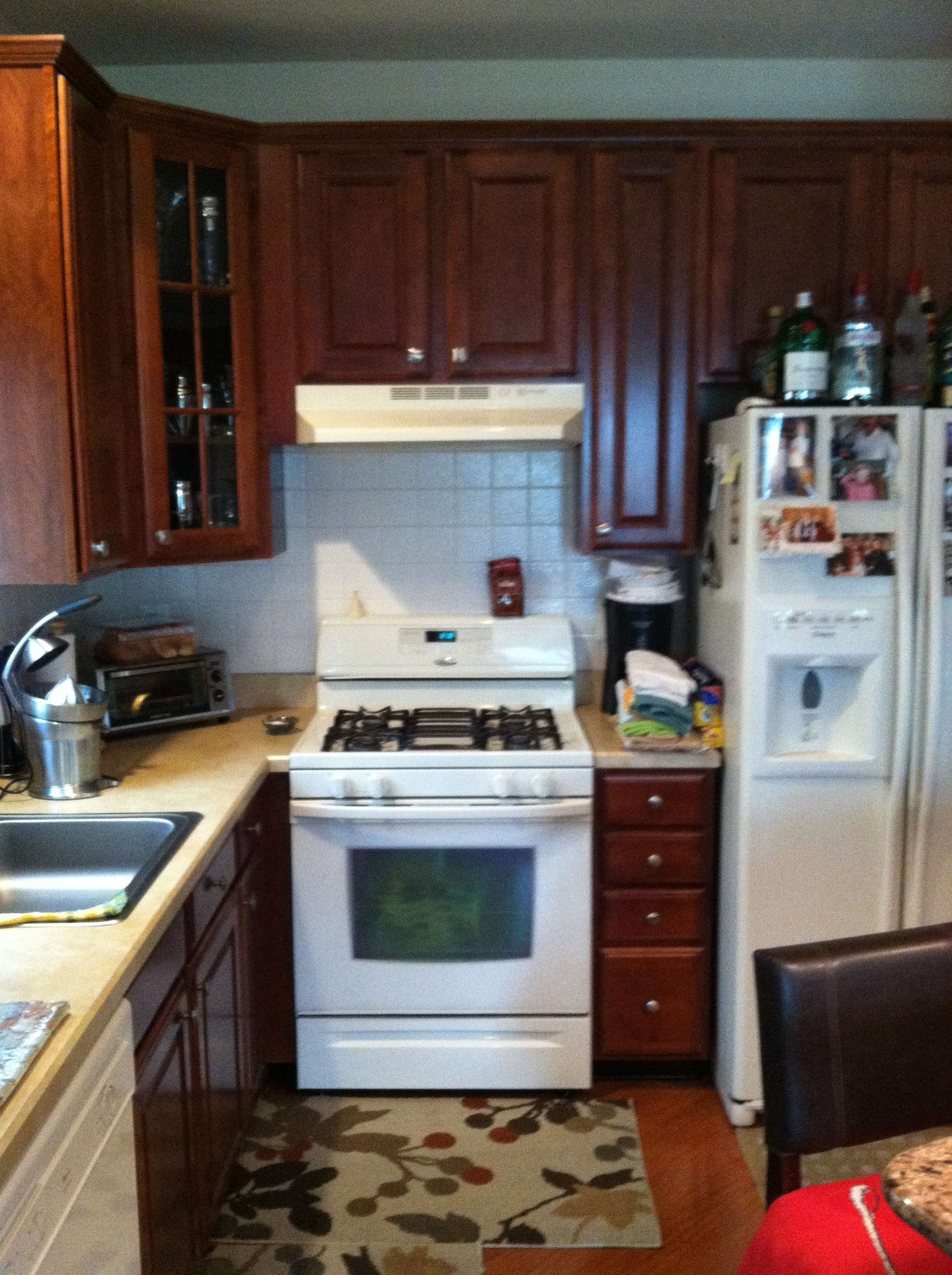 kitchen remodel in west deptford nj add a little get a lot