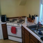 Kitchen Remodel Before 1