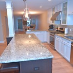 view of kitchen remodel