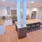 amazing kitchen construction